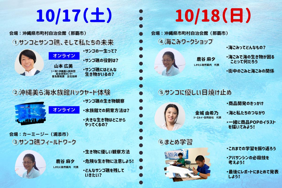 プログラム内容201001